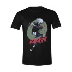 Figurine T-Shirt Naruto Shippuden Kakashi PCM Boutique Geneve Suisse