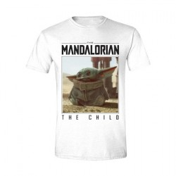 Figurine T-Shirt Star Wars The Mandalorian The Child (Baby Yoda) PCM Boutique Geneve Suisse