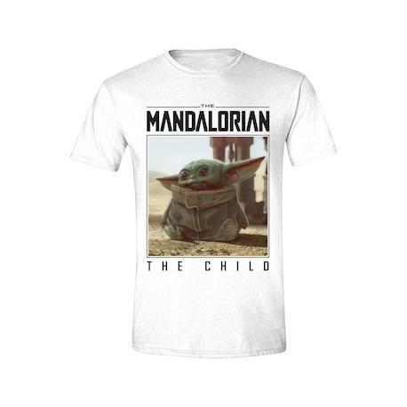 Figur T-Shirt Star Wars The Mandalorian The Child (Baby Yoda) PCM Geneva Store Switzerland