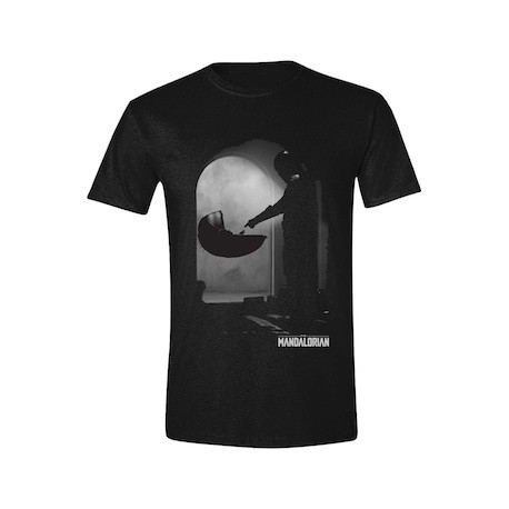 Figurine T-Shirt Star Wars The Mandalorian The Child Tonal Touch (Baby Yoda) Boutique Geneve Suisse