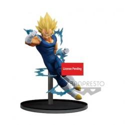 Figurine Dragon Ball Z statuette Dokkan Battle Majin Vegeta 14 cm Banpresto Boutique Geneve Suisse