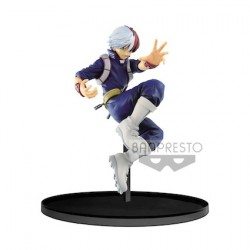 Figurine My Hero Academia statuette Shoto Todoroki 17 cm Banpresto Boutique Geneve Suisse
