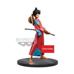 Figurine One Piece Stampede statuette Grandline Men Monkey D. Ruffy 16 cm Banpresto Boutique Geneve Suisse