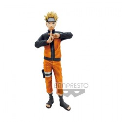Figur Naruto Shippuden Grandista nero Figure Uzumaki Naruto 23 cm Banpresto Geneva Store Switzerland