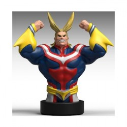 Figurine My Hero Academia buste / tirelire All Might 25 cm Semic Boutique Geneve Suisse