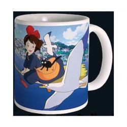 Figur Studio Ghibli Mug Kiki Semic Geneva Store Switzerland