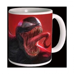Figurine Tasse Venom Red Semic Boutique Geneve Suisse