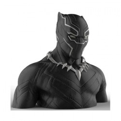 Figurine Marvel Comics buste tirelire Black Panther 20 cm Semic Boutique Geneve Suisse