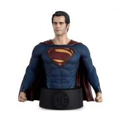 Figur Superman Bust Man of Steel 13 cm Eaglemoss Publications Ltd Geneva Store Switzerland