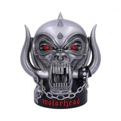 Figurine Motörhead boîte de rangement Warpig Nemesis Now Boutique Geneve Suisse