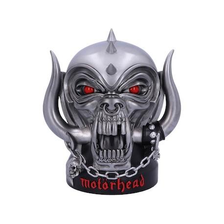 Figur Motörhead Storage Box Warpig Nemesis Now Geneva Store Switzerland