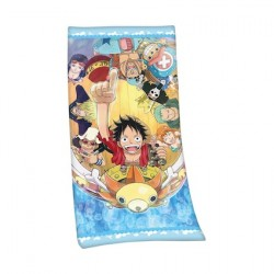 Figur One Piece Velour Towel Straw Hat Pirates Herding Geneva Store Switzerland