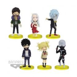 Figurine My Hero Academia Mystery Minis Vol 6 Banpresto Boutique Geneve Suisse