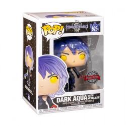 Figuren Pop Kingdom Hearts 3 Dark Aqua mit Keyblade Limitierte Auflage Funko Genf Shop Schweiz