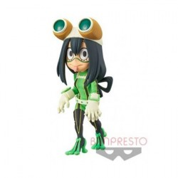 Figur My Hero Academia Vol.1 Tsuyu Asui Banpresto Geneva Store Switzerland