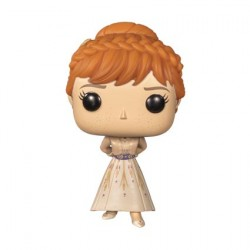 Figur Pop Frozen 2 Anna Formal Limited Edition Funko Geneva Store Switzerland