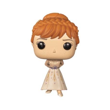 Figurine Pop Frozen 2 Anna Formal Edition Limitée Funko Boutique Geneve Suisse
