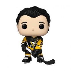 Figuren Pop Hockey NHL Mario Lemieux Pittsburgh Penguins Home Jersey Limitierte Auflage Funko Genf Shop Schweiz