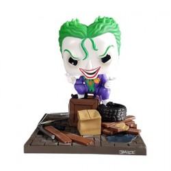 Figurine Pop Batman Hush Joker in Alley Jim Lee Collection Deluxe Funko Boutique Geneve Suisse