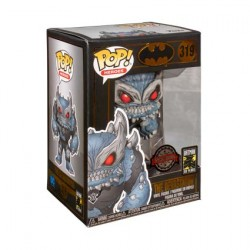 Figurine Pop Batman The Devastator 80th Anniversary Edition Limitée Funko Boutique Geneve Suisse