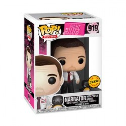 Figurine Pop Fight Club Narrator with Power Animal Chase Edition Limitée Funko Boutique Geneve Suisse