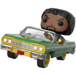 Figurine Pop Rides Ice Cube in Impala Funko Boutique Geneve Suisse