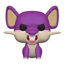Figurine Pop Pokemon Rattata (Rare) Funko Boutique Geneve Suisse