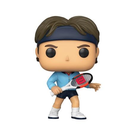 Figur Pop Tennis Roger Federer Funko Geneva Store Switzerland