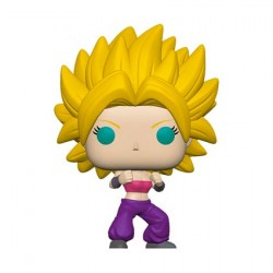 Figur Pop Dragon Ball Super Super Saiyan Caulifla Funko Geneva Store Switzerland