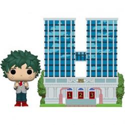 Figur Pop My Hero Academia Deku with U.A. High School Funko Geneva Store Switzerland