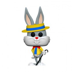 Figur Pop Looney Tunes Bugs Bunny in Show Outfit 80th Anniversary Funko Geneva Store Switzerland