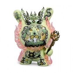 Figurine 20 cm Dunny La Flamme par Junko Mizuno Kidrobot Boutique Geneve Suisse