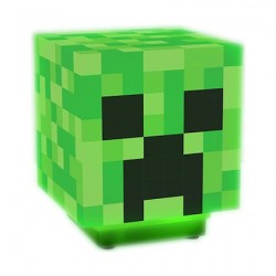 Figurine Minecraft lampe Creeper Paladone Boutique Geneve Suisse