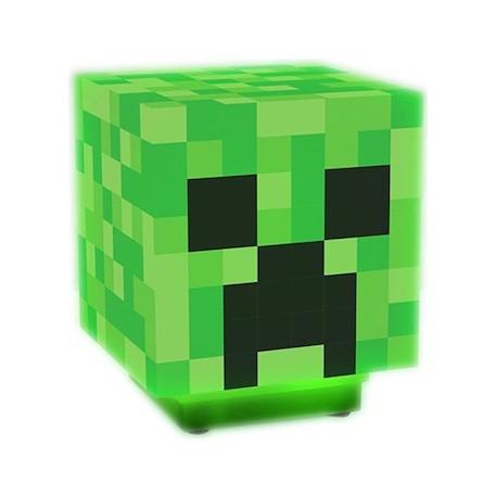 Figur Minecraft Light Creeper Paladone Geneva Store Switzerland