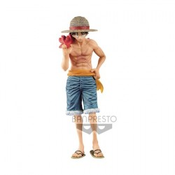 Figur One Piece Statue Monkey D. Luffy Banpresto Geneva Store Switzerland