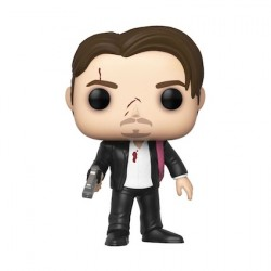 Figurine Pop Altered Carbon Takeshi Kovacs Elias Ryker Funko Boutique Geneve Suisse