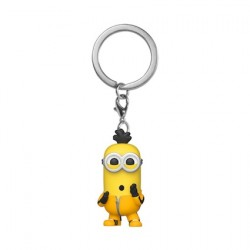 Figur Pop Pocket Keychains Minions II Kung Fu Kevin Funko Geneva Store Switzerland