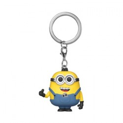 Figur Pop Pocket Keychains Minions II Pet Rock Otto Funko Geneva Store Switzerland