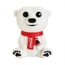 Figuren Pop Flockiert Coca-Cola Polar Bear Limitierte Auflage Funko Genf Shop Schweiz