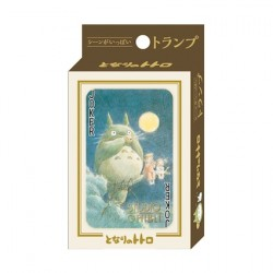 Figur My Neighbor Totoro Playing Cards Benelic - Studio Ghibli Geneva Store Switzerland
