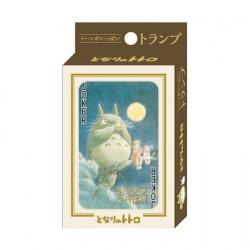 Figurine Mon voisin Totoro Jeu de Cartes à Jouer Benelic - Studio Ghibli Boutique Geneve Suisse