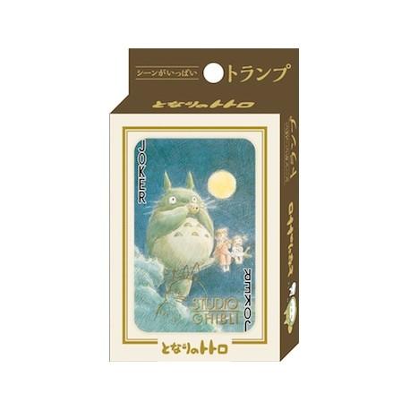 Figur My Neighbor Totoro Playing Cards Benelic - Studio Ghibli Geneva Store Switzerland