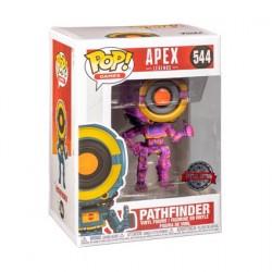 Figurine Pop Apex Legends Pathfinder Sweet 16 Edition Limitée Funko Boutique Geneve Suisse