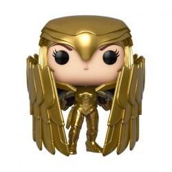 Figurine Pop Wonder Woman 1984 Wonder Woman with Gold Shield Edition Limitée Funko Boutique Geneve Suisse