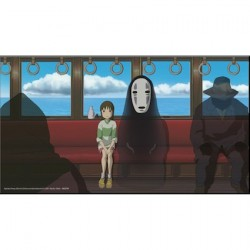 Figur Spirited Away Wooden Wall Art Semic Geneva Store Switzerland