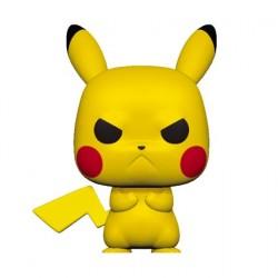 Figurine Pop Pokemon Pikachu Grumpy (Rare) Funko Boutique Geneve Suisse
