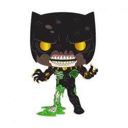 Figurine Pop Marvel Zombies Black Panther Zombie Funko Boutique Geneve Suisse
