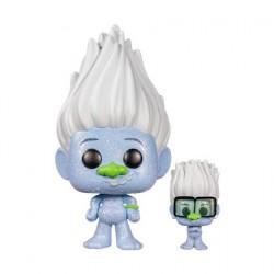 Figuren Pop Diamond Trolls World Tour Hip Hop Guy mit Tiny Glitter Funko Genf Shop Schweiz