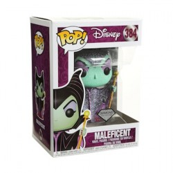 Figur Pop Diamond Disney Maleficent Glitter Limited Edition Funko Geneva Store Switzerland