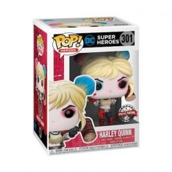 Figurine Pop Batman Harley Quinn avec Mallet Edition Limitée Funko Boutique Geneve Suisse